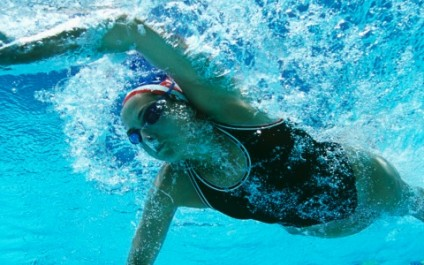 Swim your way to a healthy body