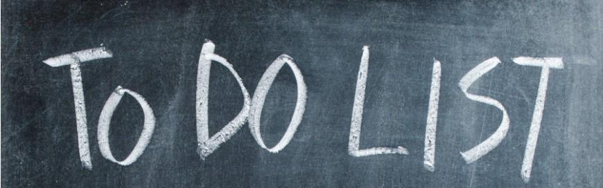False productivity tips – and fixes