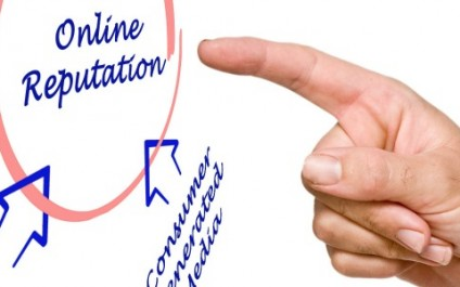 What businesses gain from online reputation