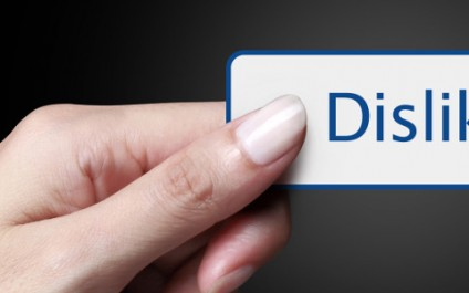 Is a dislike button coming to Facebook?