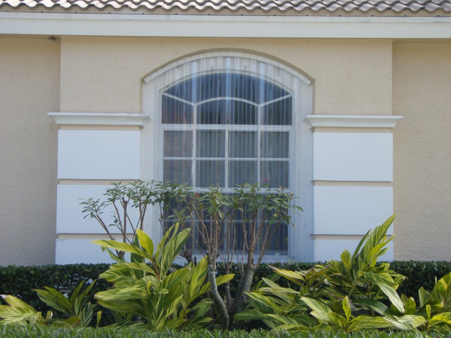 Clear Hurricane Panels West Palm Beach Lake Worth