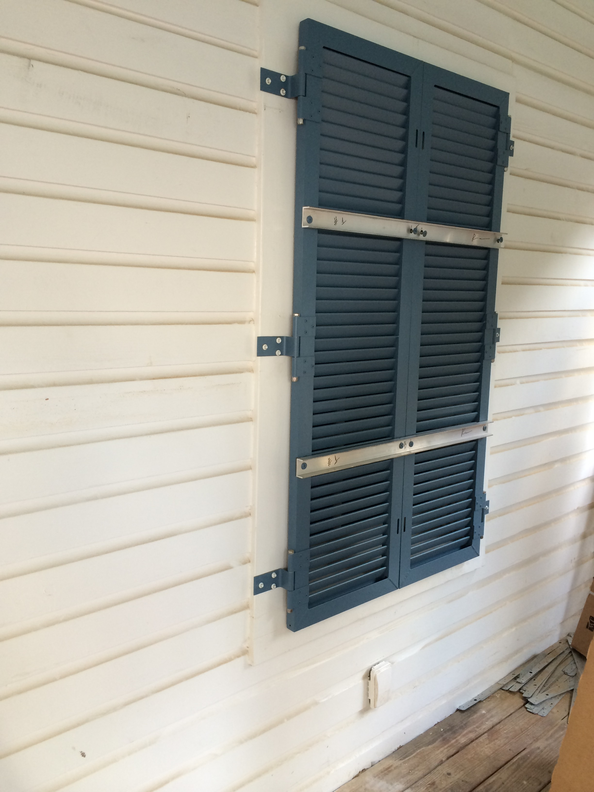 Colonial Hurricane Shutters West Palm Beach Lake Worth