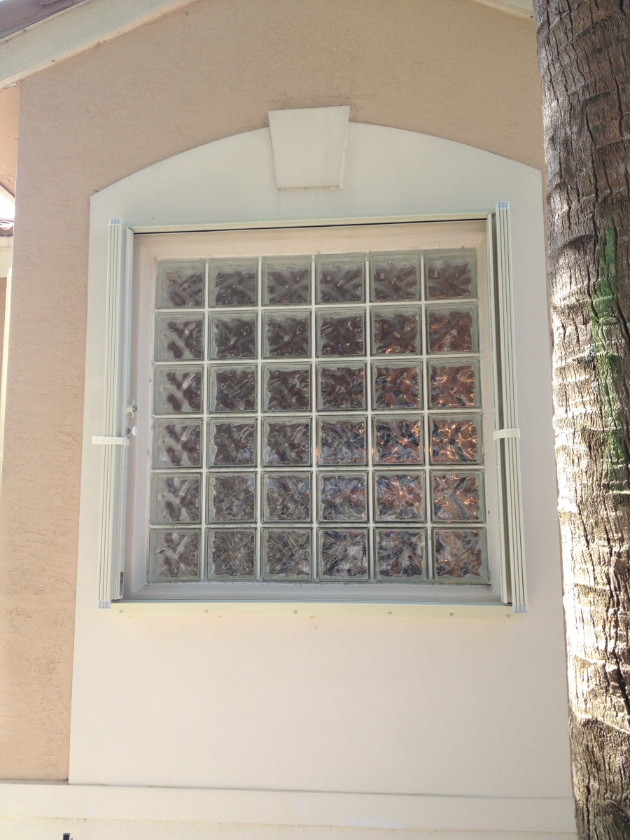 Accordion Hurricane Shutters West Palm Beach Lake Worth